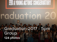 acting class graduation los angeles